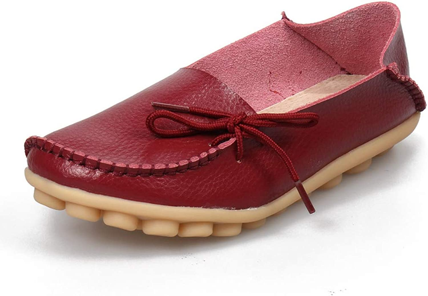 Kyle Walsh Pa Women Soft Flat shoes Casual Loafers Female Driving Ballet Footwear