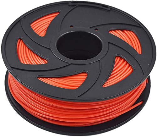 lowest ABS 3D Printer Filament - online sale 2.20 lb (1KG) The Diameter of 3.00 mm, Dimensional discount Accuracy ABS Multiple Color (Red) sale