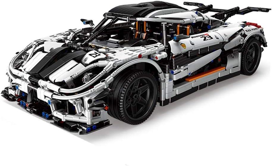 GLLP Building Block Machinery Series Ranking TOP9 Car Koenigsegg Manua Max 69% OFF Sports