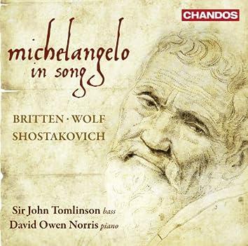Michelangelo in Song