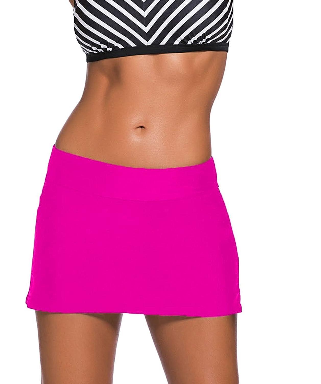 (ラボーグ)La Vogue 水着 スカート レディース キュロット 女性 水泳 ラッシュガード ショートパンツ フィットネス 競泳 サーフパンツ ビーチウェア