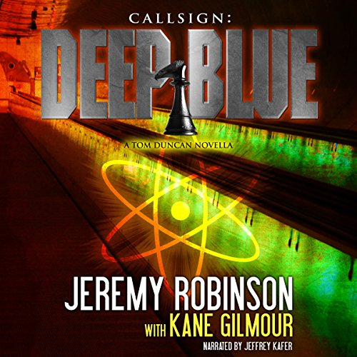 Callsign audiobook cover art