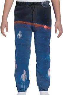 Soul Pool Night Boys Girls Basic Sports Pants Comfortable Sweatpants