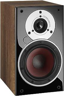 Dali Zensor 1 AX Active Compact Bookshelf Speakers (Pair, Light Walnut)