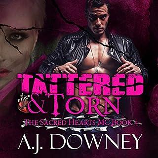 Tattered & Torn audiobook cover art