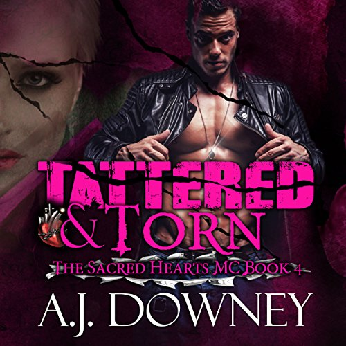 Tattered & Torn audiobook cover art