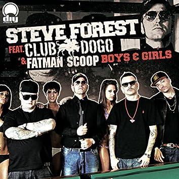 Boys & Girls (feat. Club Dogo, Fatman Scoop)