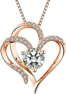Best 14k gold rose necklace Reviews