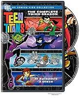 Teen Titans: Complete Third Season [DVD] [Import]