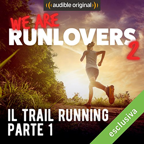Il Trail running 1 audiobook cover art