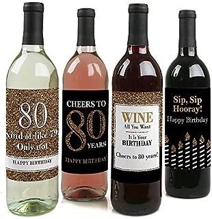 80 wine