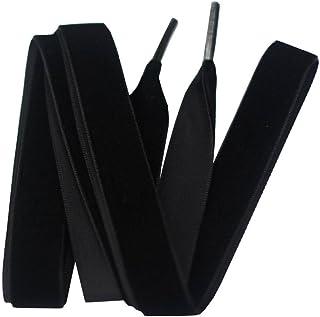 1Pair 120cm Fashion Velvet Shoelaces Casual Canvas Shoe Lace Strings/_BJ