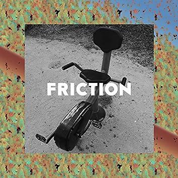 Friction (feat. Denham & Producer Dane)