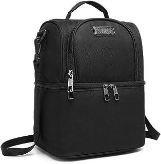 Kono 10L Kühltasche Picknicktasche Lunchtasche Mittagessen Tasche Thermotasche Isoliertas