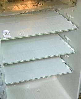 KUBER INDUSTRIES Multi Purpose Mats (Set Of 6)(White), KI0062694, standard