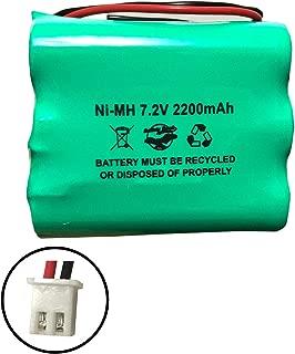 Best nimh battery 7.2 v 2200mah Reviews