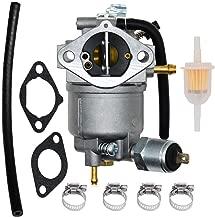Fuerdi AM128355 Carburetor for John Deere LX188 LX279 LX289 Kawasaki Mikuni Carb with fuel shut off solenoid