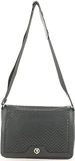 EE1YSBB11 E899 Black Messenger Bag for Mens