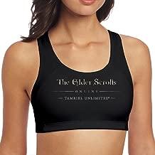 ^GinaR^ The Elder Scrolls Fitness Yoga Vest Black