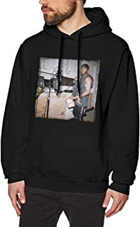 Men's 6LACK-East Atlanta Love Letter Sweatshirts Hoodie Pullover