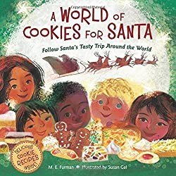 christmas around the world book for kids