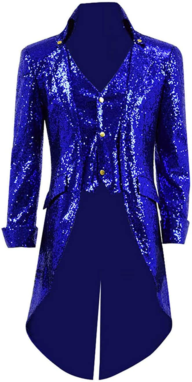 Qipao Complete Free Shipping Mens Gothic Tailcoat Jacket Victorian 67% OFF of fixed price Steampunk Coat Hallo