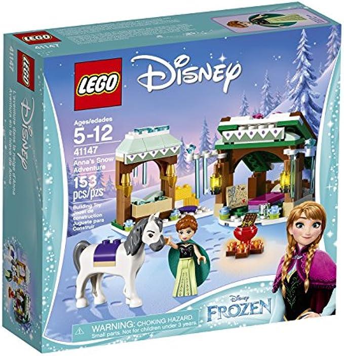 LEGO Disney  41147 Frozen Anna's Snow Adventure