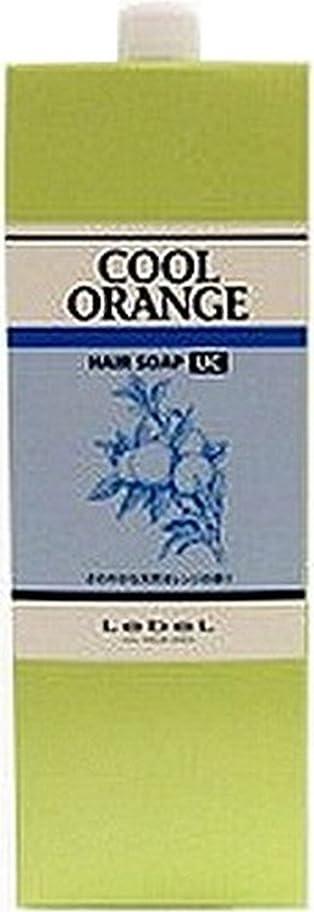 うがい薬サラダ負ルベル クールオレンジ ヘアソープ ウルトラクール 1600ml(業務?詰替用)(シャンプー)
