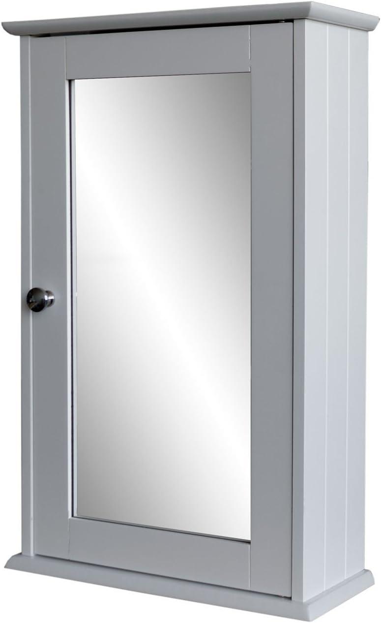 Armario Botiquin con espejo VASAGLE
