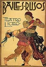 BAILES RUSOS DANCERS DANCE TEATRO LICEO BARCELONA SPAIN SPANISH THEATER 16