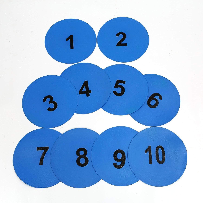 Cintz Poly Spots- Rubber Spots - Multiple Fashionable depot Heavy Duty Color