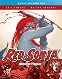 Red Sonja: Queen Of Plagues [Blu-ray]