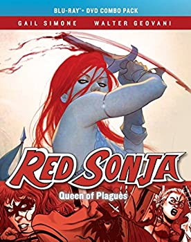 Red Sonja  Queen Of Plagues [Blu-ray]