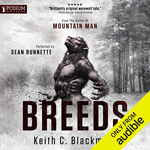 Breeds, Book 1 audiobook cover art