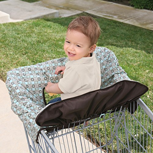 Affordable Infantino Cart Cover Teal