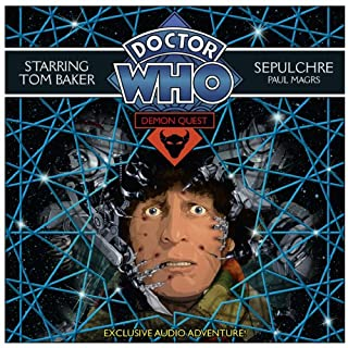 Doctor Who: Demon Quest 5 - Sepulchre cover art
