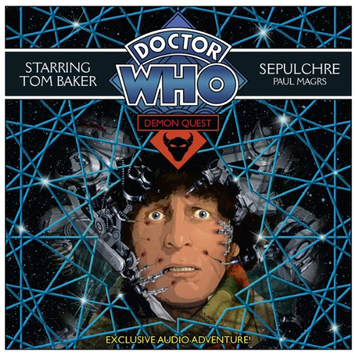 Doctor Who: Demon Quest 5 - Sepulchre audiobook cover art