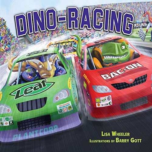 Couverture de Dino-Racing