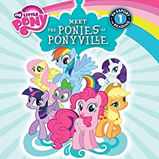 My Little Pony: Meet the Ponies of Ponyville cover art