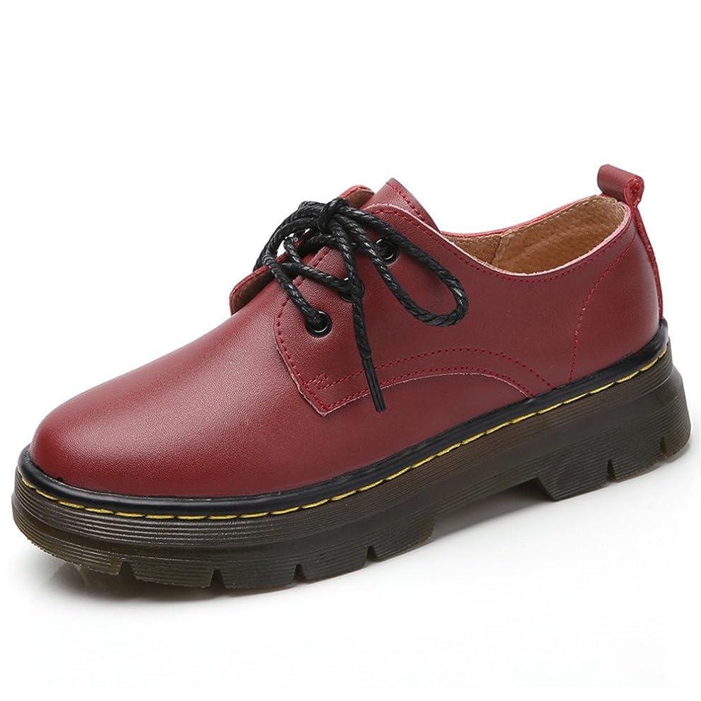 パイプラインアリ口径[JIANXI] ウィングチップ スニーカー シューズ 革靴 ランニングシューズ ウォーキングシューズ レディース オックスフォード パンプス おしゃれ ぺたんこ 厚底 通勤 通学 紐靴 美脚 女性