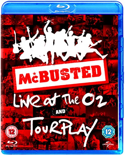 Mcbusted - Mcbusted: Live At The O2/Tour Play [Italia] [Blu-ray]