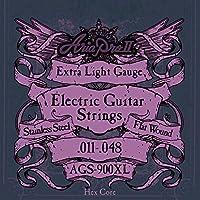 ARIA アリア AGS-900XL×1セット ジャズギター弦フラットワウンド
