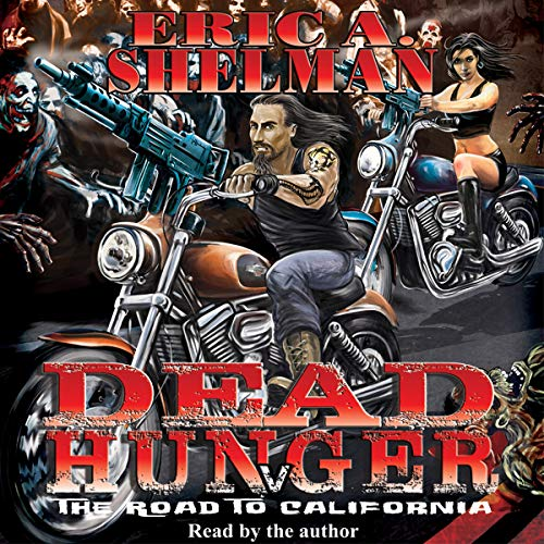 Couverture de Dead Hunger V: The Road To California