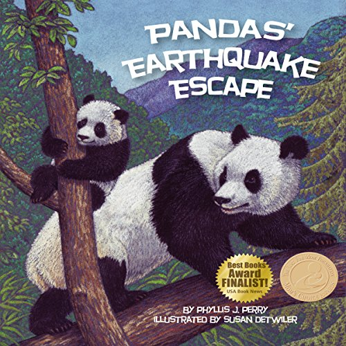 Pandas' Earthquake Escape cover art