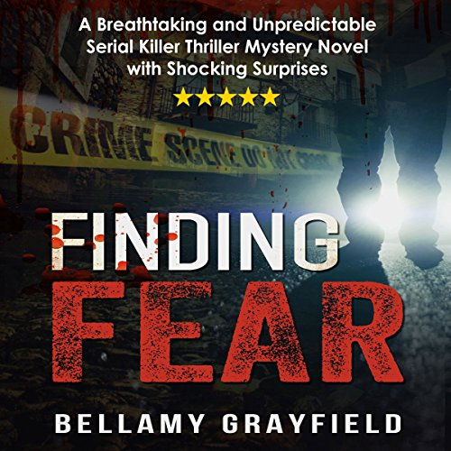 Finding Fear audiobook cover art