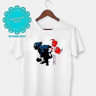 Uchiha Sasuke - Sasuke Uchiha Cursed Seal Of Heaven Naruto Sasuke T-shirt For Men And Women