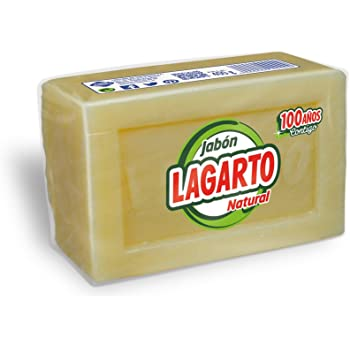 Lagarto Jabón Natural - Paquete de 40 x 400 gr - Total: 16000 gr ...