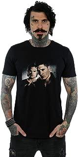 Supernatural Men's Sam and Dean Poster T-Shirt