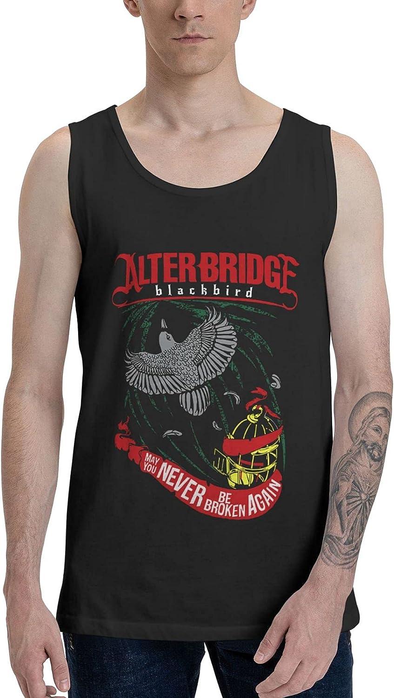 Alter Bridge Tank Top Men Summer Sleeveless Shirts Comfort Vest