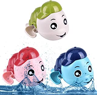 Coxeer 3PCS Floating Play Toy Practical Infants Bath Toy Bath Tub Toy for Toddler